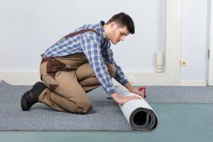 Installing Carpeting