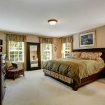 Bedroom Carpeting
