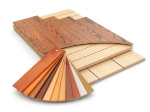 Selecting a color for hardwood floors