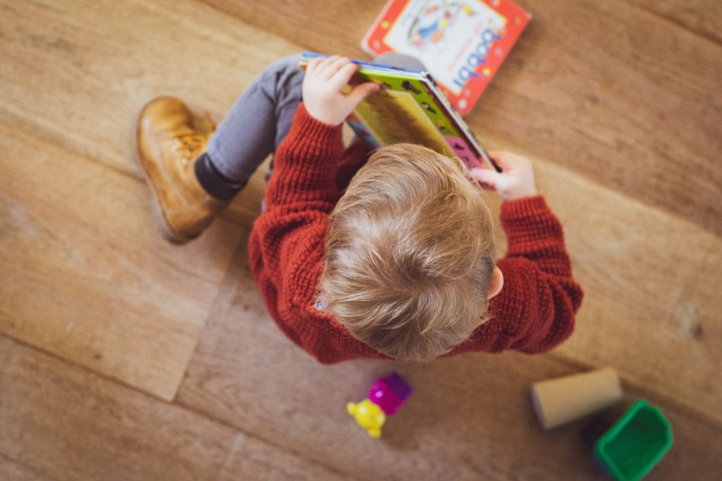 Flooring Options for Children