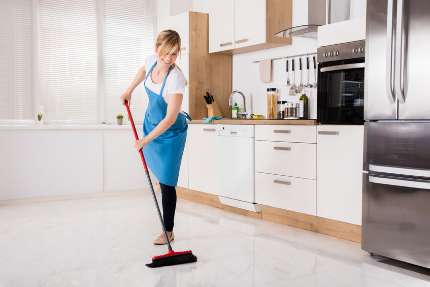Low-Maintenance Flooring