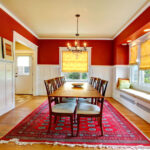 Area Rug In Dining Room